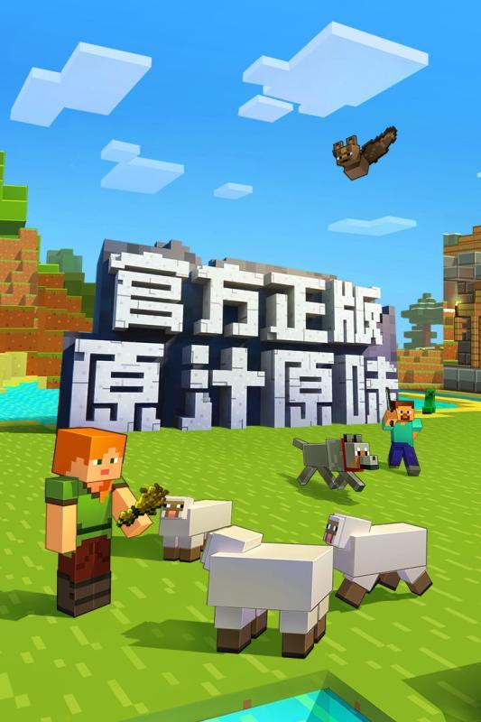 我的世界 中文版