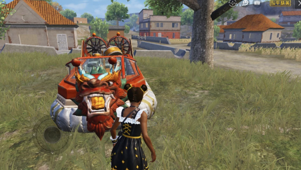 和平精英:新增水陆两用载具——龙舟!限时玩法,千万别错过!