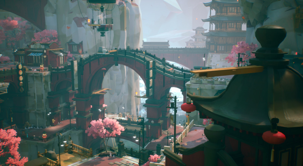 黄昏沉眠街上架Steam商城 东方世界观奇幻游戏大作