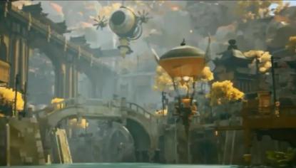 冒险游戏黄昏沉眠街发售  东方幻想世界游戏