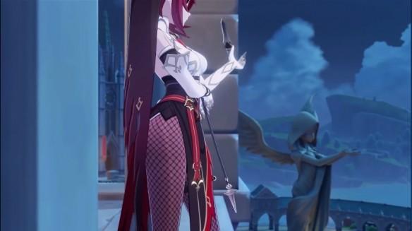 原神最新角色噬罪幽影实机演示 1.4版本「风花的邀约」现已开启